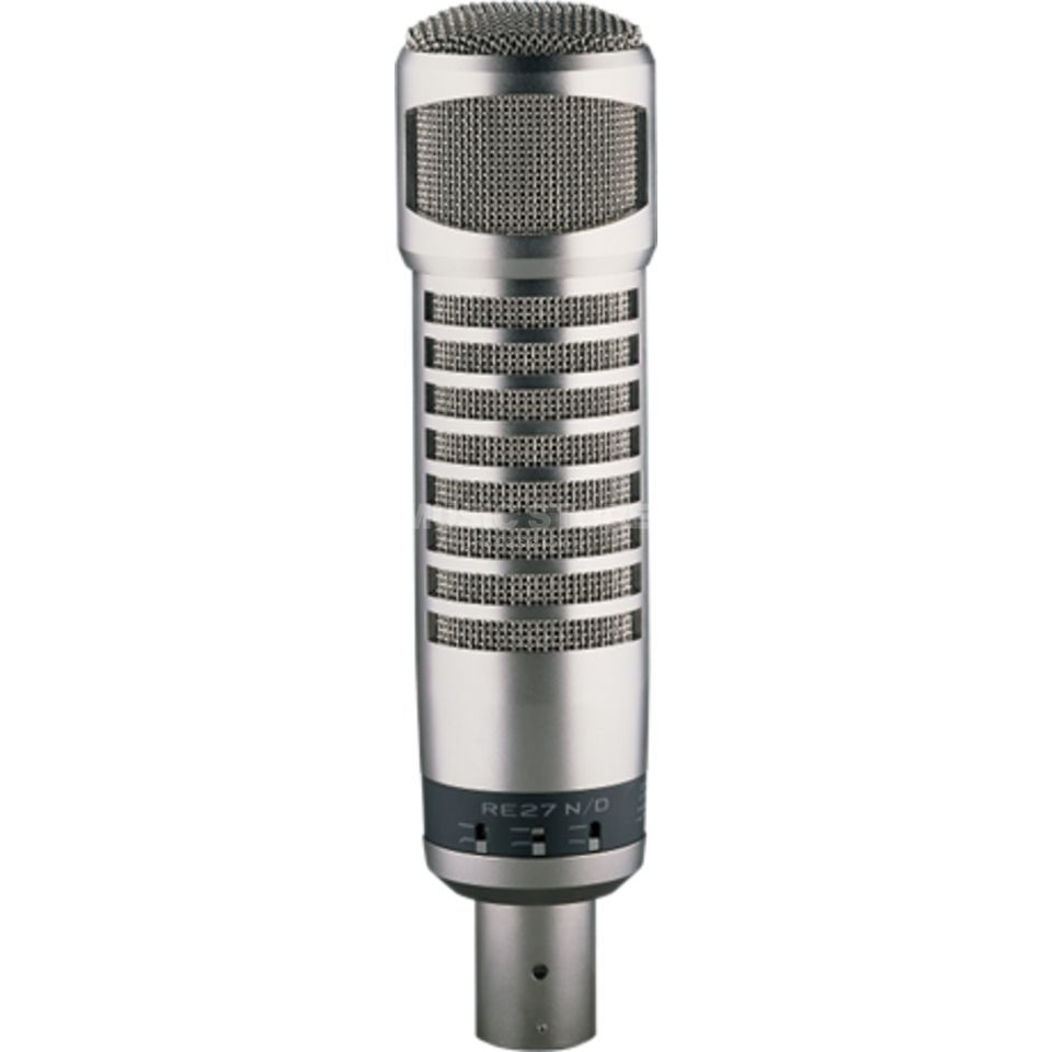 Electro Voice RE 27 N/D dynam.Microphone Large Membrane Produktbillede