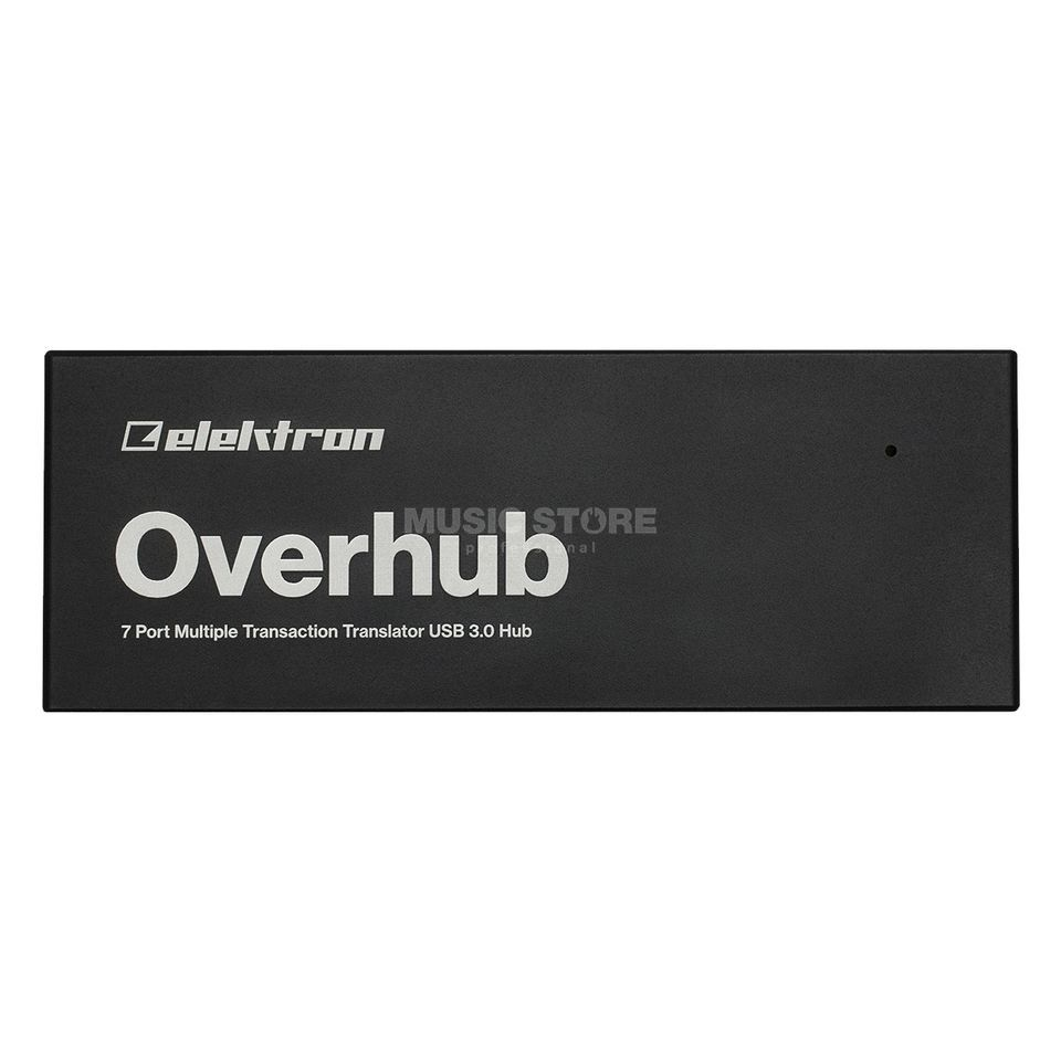 Elektron Overhub High-Speed USB Hub Produktbild