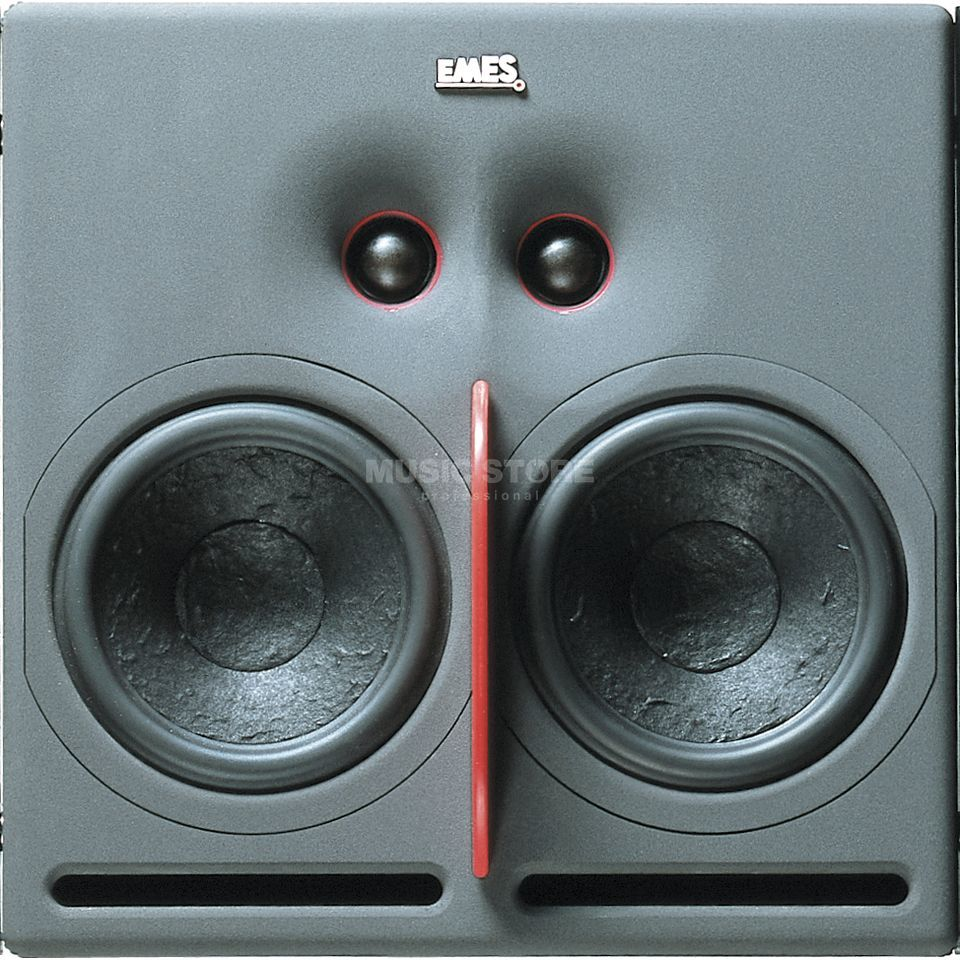 Emes OWL active, Wide Focus Stereo Active monitor,2-Ch. 2x 1000w Produktbillede