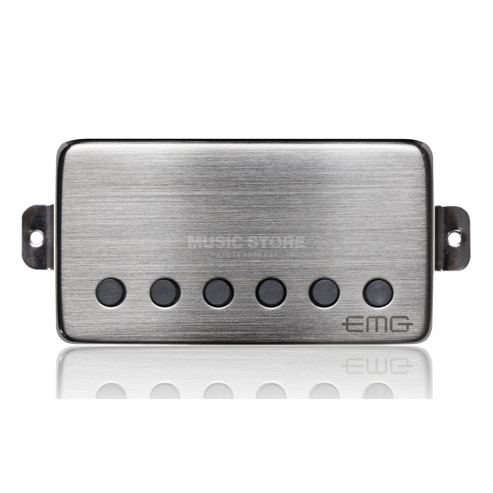 EMG 57-B Humbucker Brushed Chrom  Product Image
