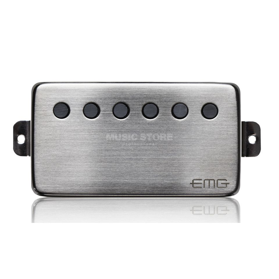EMG 66-N Humbucker Brushed Chrome  Produktbillede