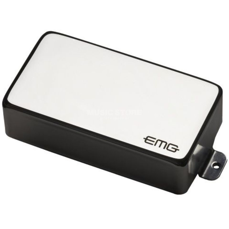 EMG 81-C Chrome aktiv Humbucker chrome Produktbillede