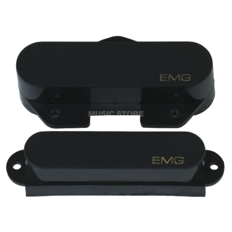 EMG EMG TC SET BLACK    Product Image
