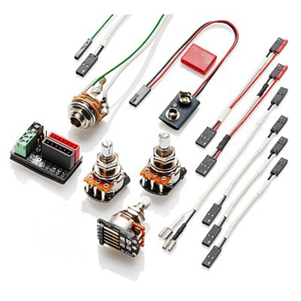 EMG Solderless Set J-Set Kit Produktbild