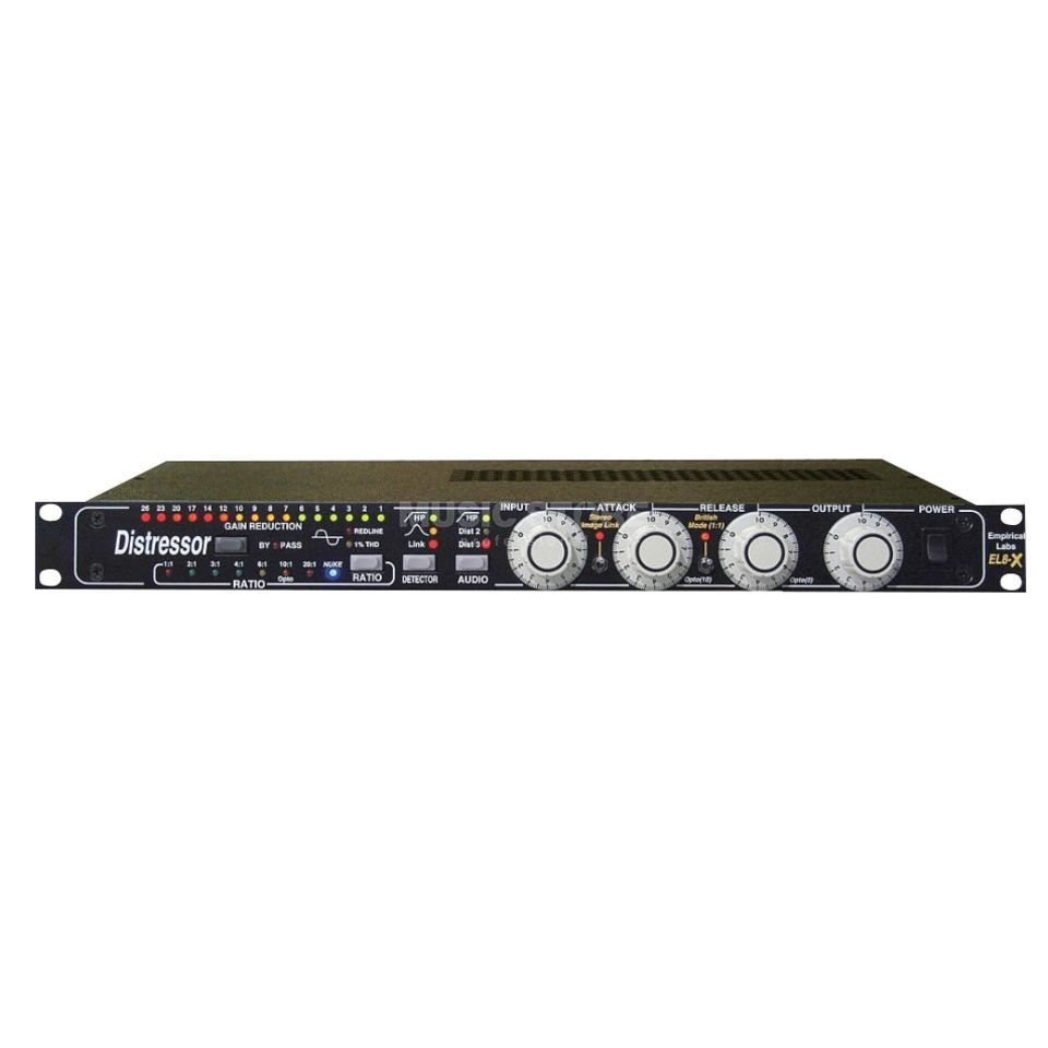 "Empirical Labs Distressor EL 8X-S ""matched pair"" of 2x EL 8X Produktbild"