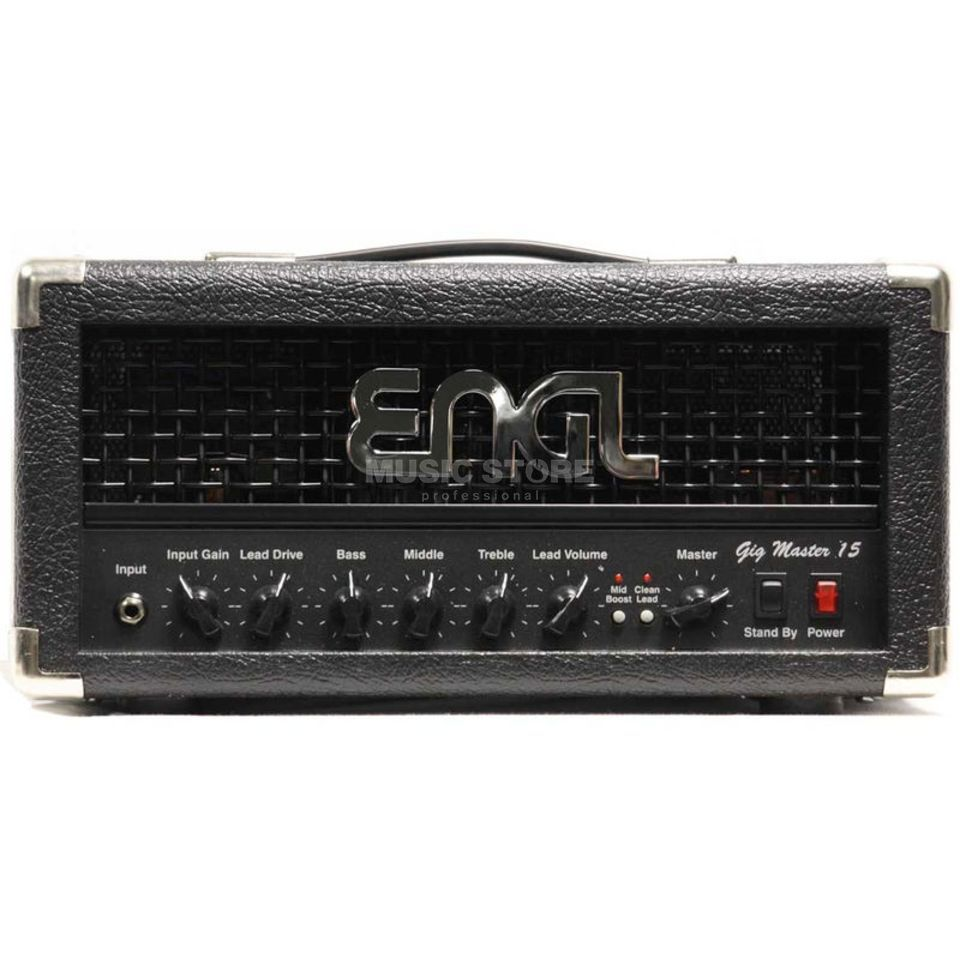 Engl Gigmaster 15 Guitar Amplifier  Head   Product Image
