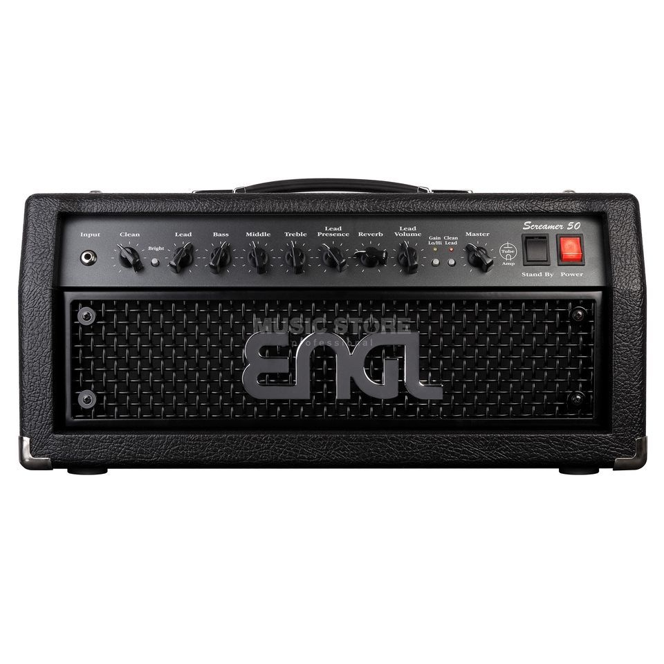 Engl Screamer 50 Head E 335 Guitar  Amplifier Head   Produktbillede