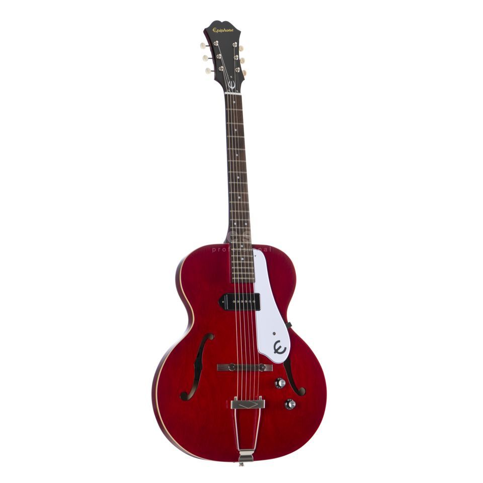 Epiphone Inspired by 1966 Century Aged Gloss Cherry Product Image