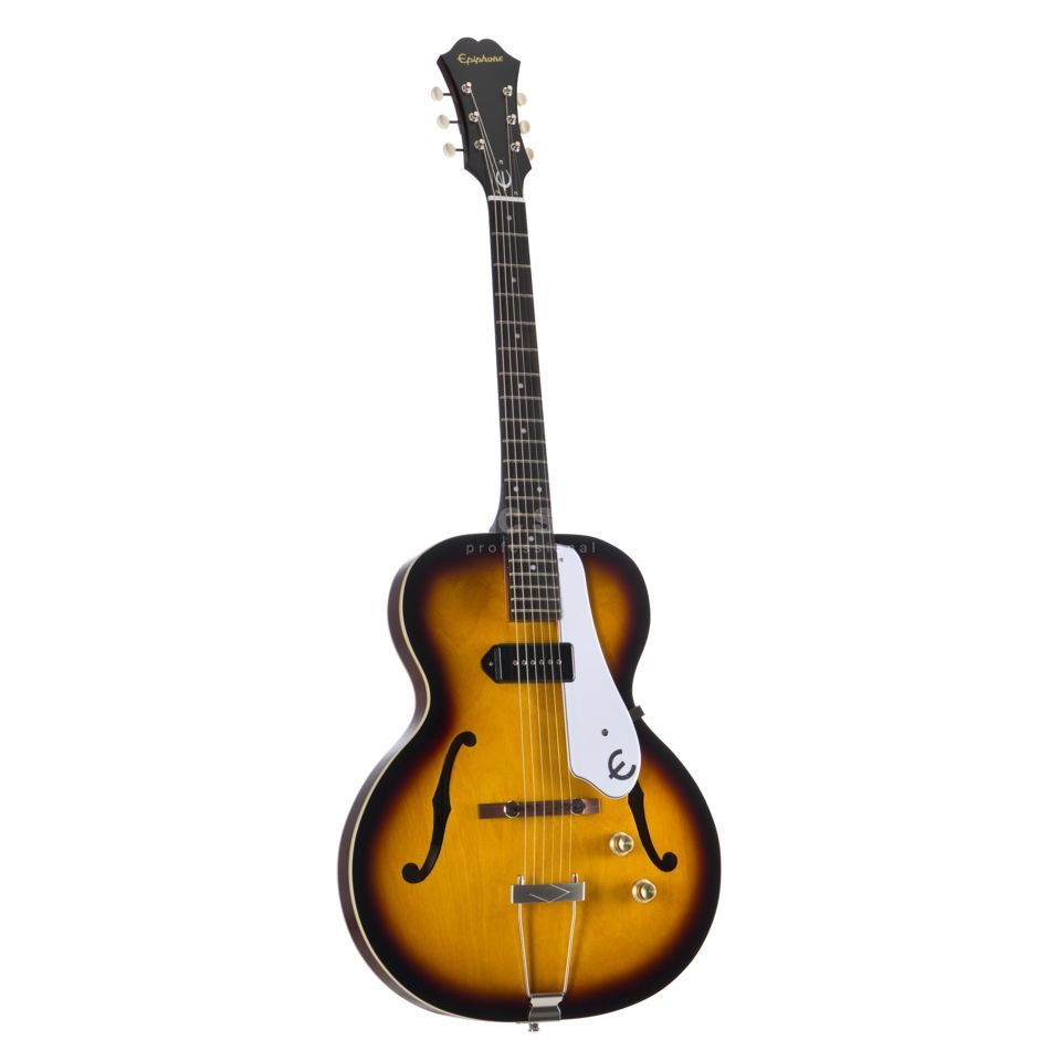Epiphone Inspired by 1966 Century Aged Gloss Vintage Sunburst Imagen del producto