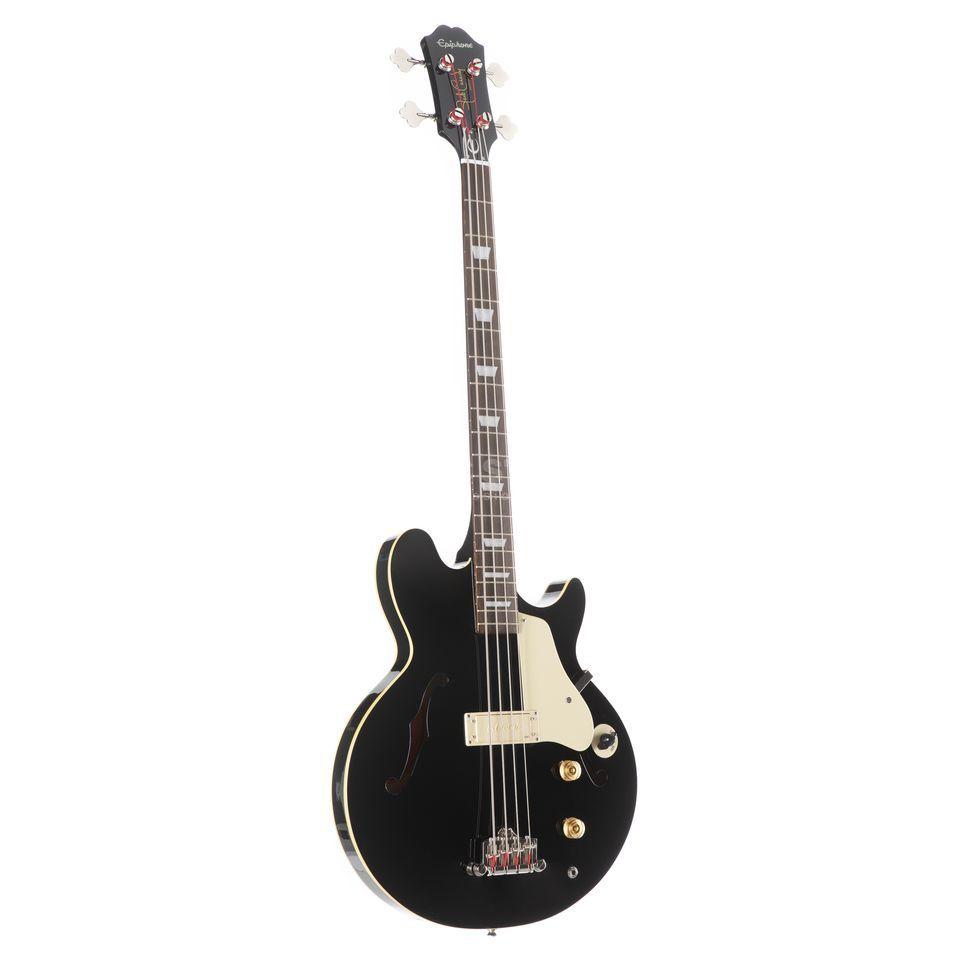Epiphone Jack Casady Signature Bass 34 Quot Scale Ebony
