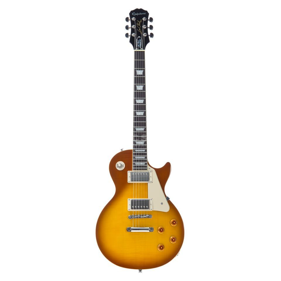 Epiphone Les Paul Standard Plus PRO HB Honey Burst Produktbild