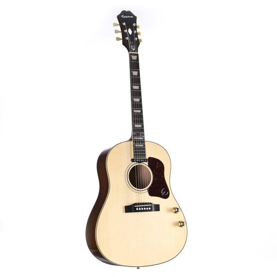 Epiphone Limited Edition EJ-160E Natural Product Image