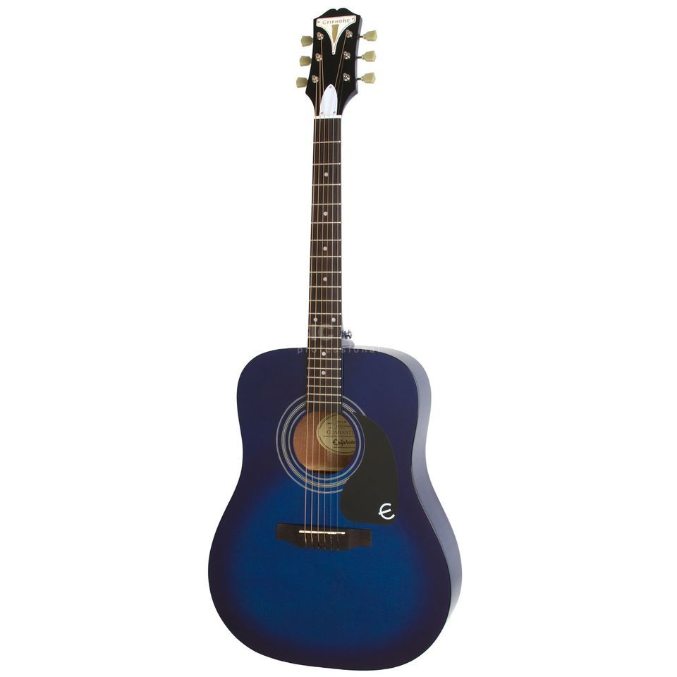 Epiphone PRO-1 BB Blue Burst Product Image