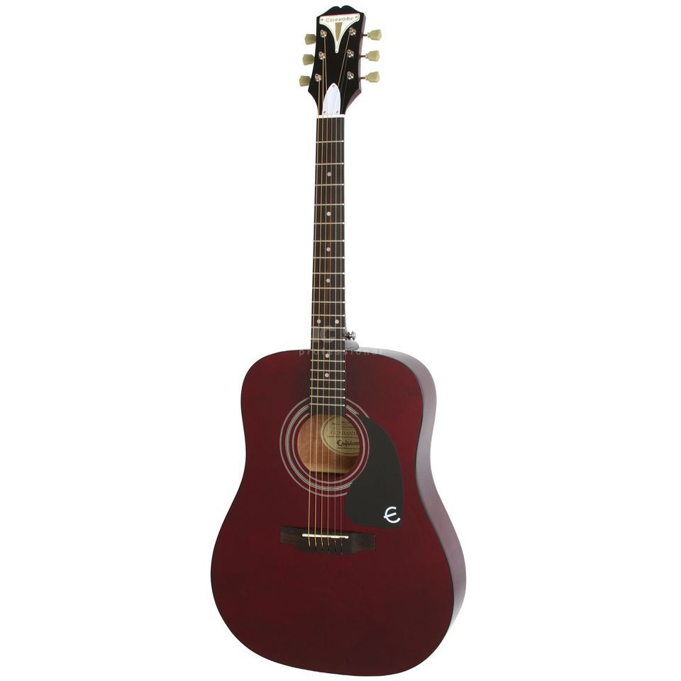 Epiphone PRO-1 WR Wine Red Product Image