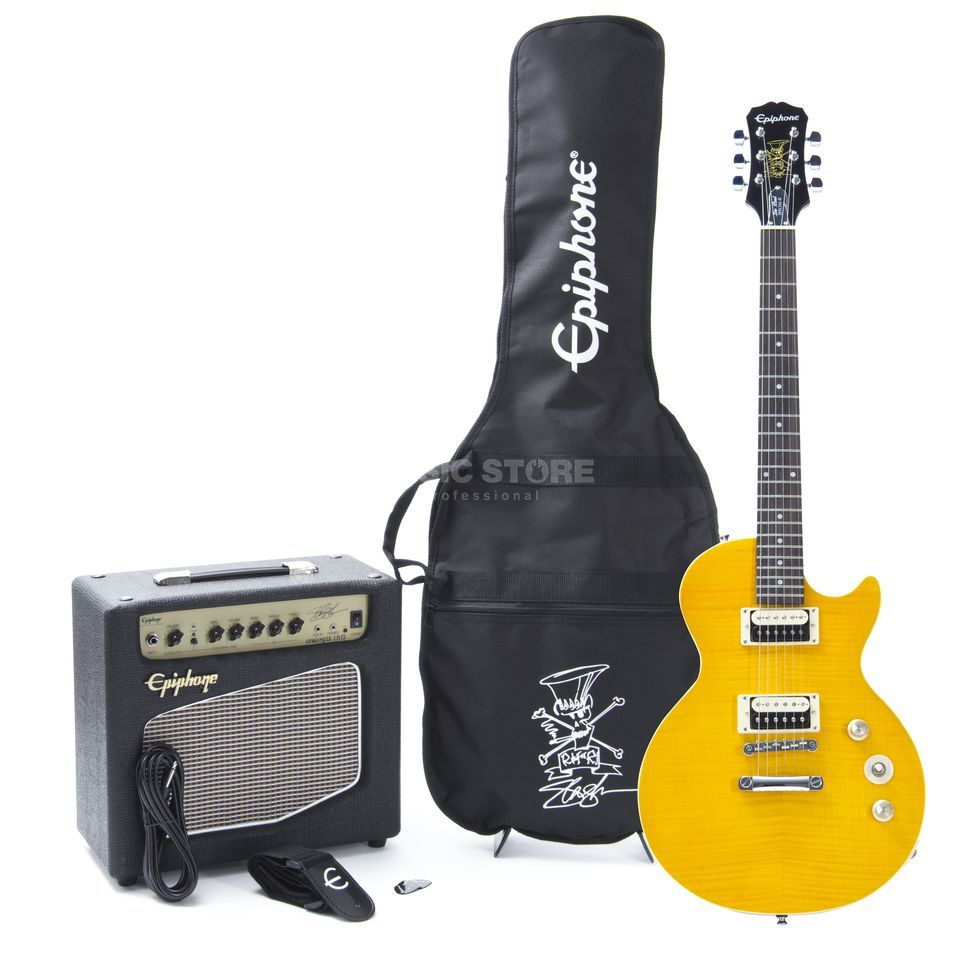 Epiphone Slash AFD Les Paul Special II Performance Pack Produktbillede