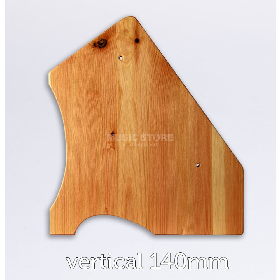 Erica Synths 140mm side panels (vertical) bright wood Product Image