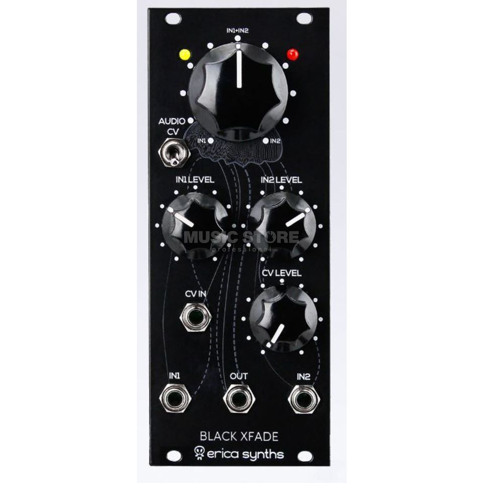 Erica Synths Black XFade Product Image