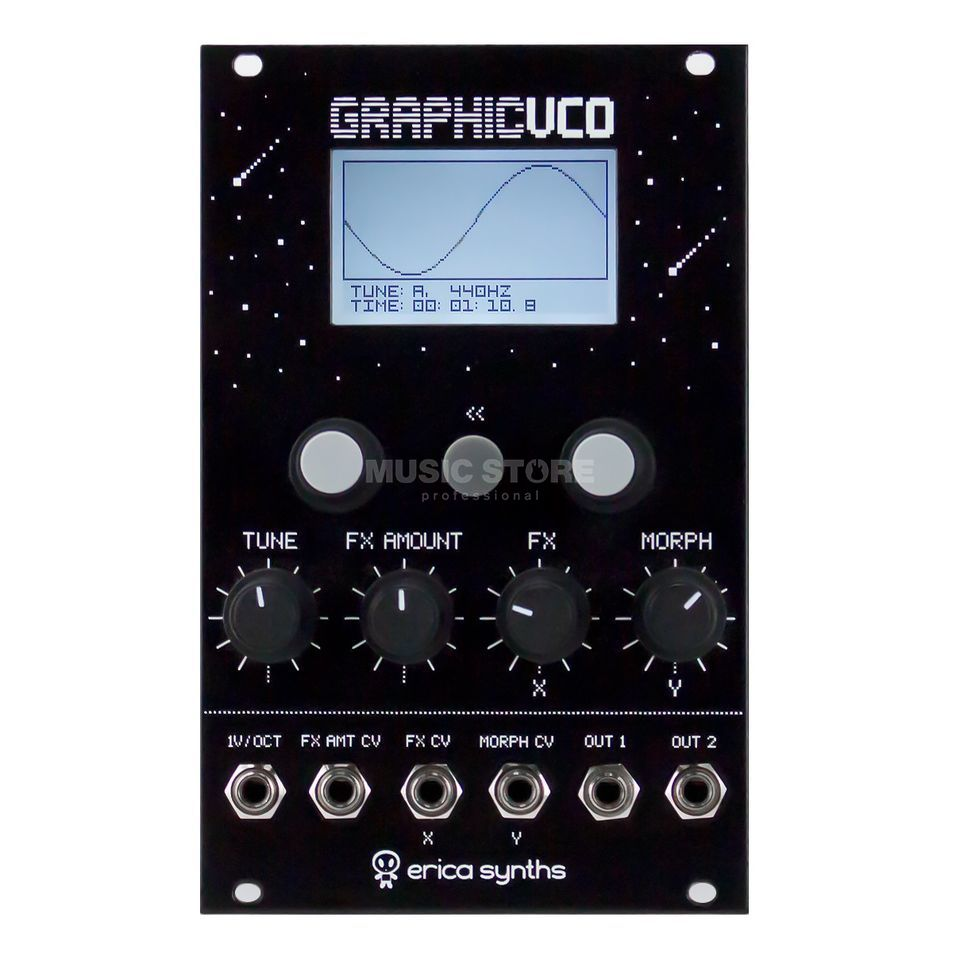 Erica Synths Graphic VCO Product Image
