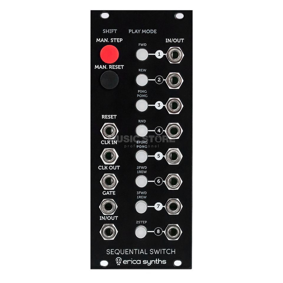 Erica Synths Sequential Switch Basic Series Produktbild
