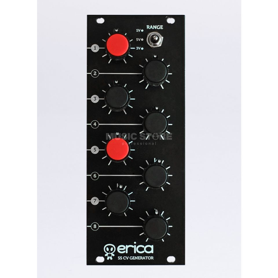 Erica Synths Sequential Switch CV Expander Basic Series Produktbild