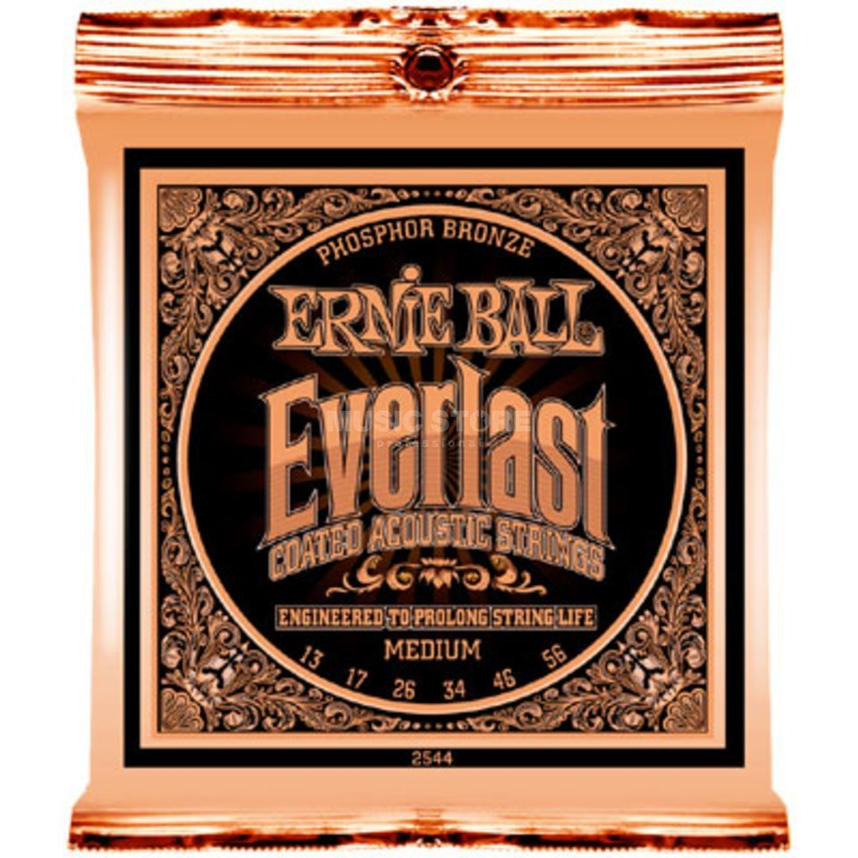 Ernie Ball A-Guit. Strings 13-56 Everlast Phosphor Bronze, EB2544 Produktbillede