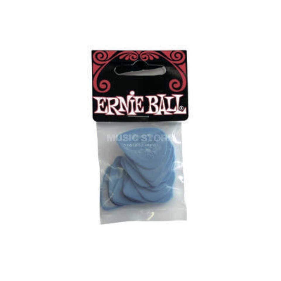 Ernie Ball Thin Nylon Picks 0,53 mm Box of 12 Produktbillede