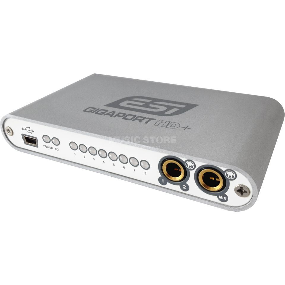 ESI Gigaport HD+ USB Audio Interface Produktbillede