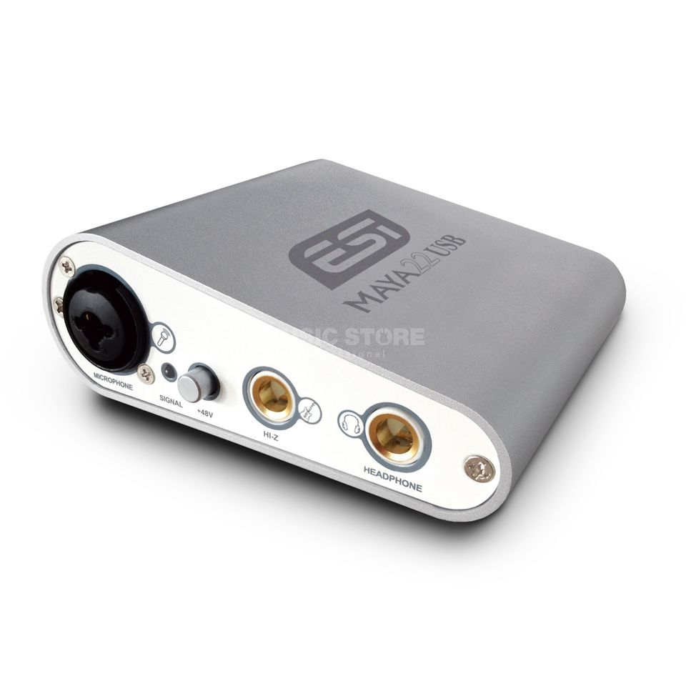 ESI MAYA 22 USB Audio Interface Produktbild