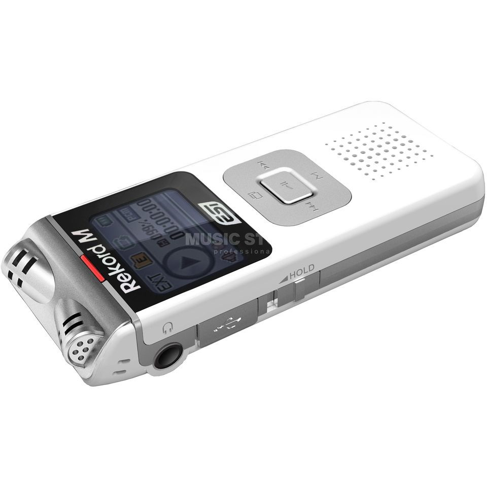 ESI Rekord M mobiler Recorder 4 GB intern, MP3&WAV, 16bit/44.1khz Product Image