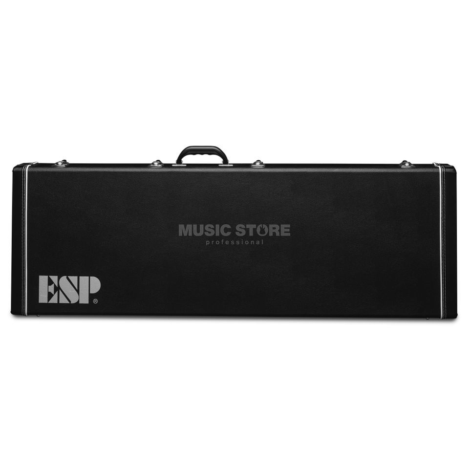 ESP Case für LTD F- Bass Serie Black Produktbild