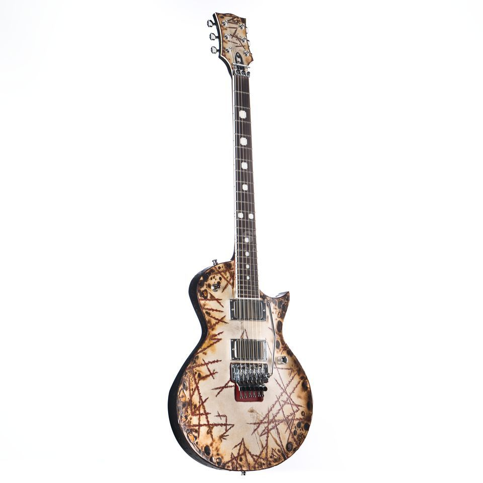 ESP E-II RZK-II Burnt Richard Z. Kruspe Product Image
