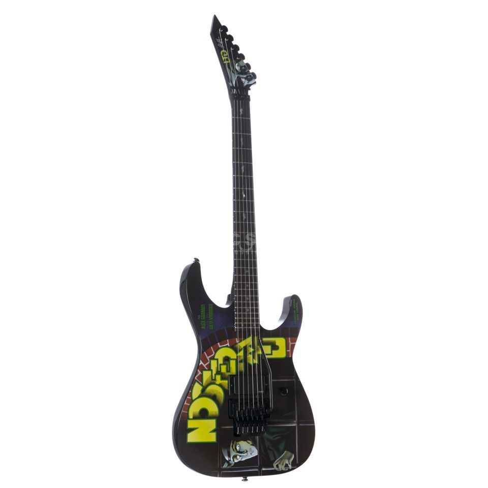 ESP LTD Nosferatu Kirk Hammett Signature Limited Edition Productafbeelding