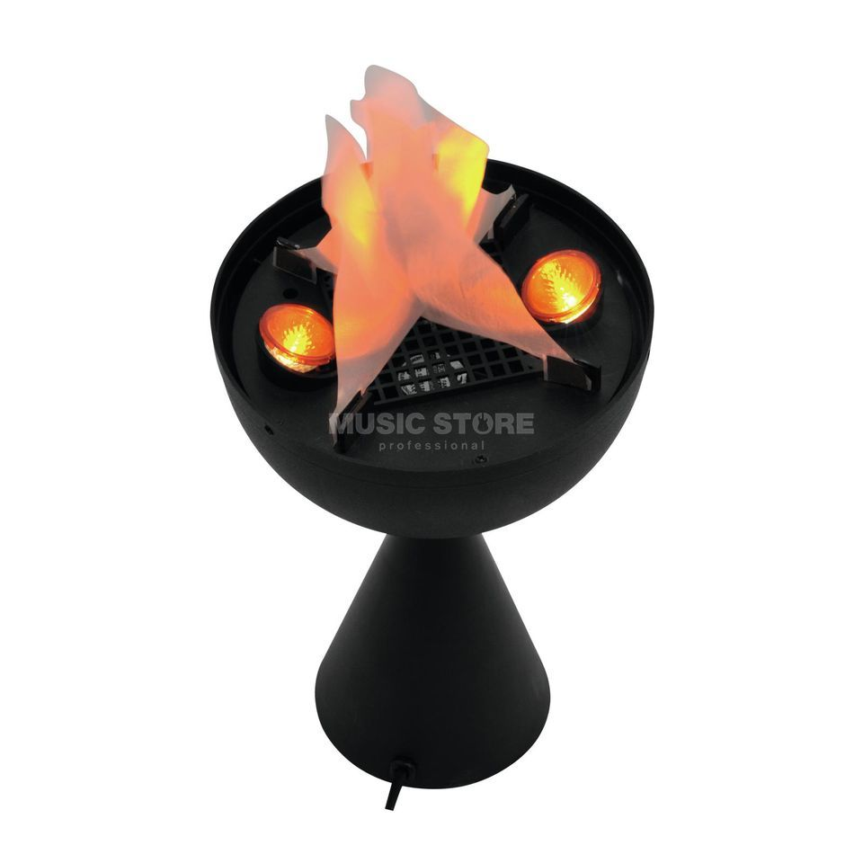 Eurolite FL-201 Flame Light Table-Top Version Produktbillede