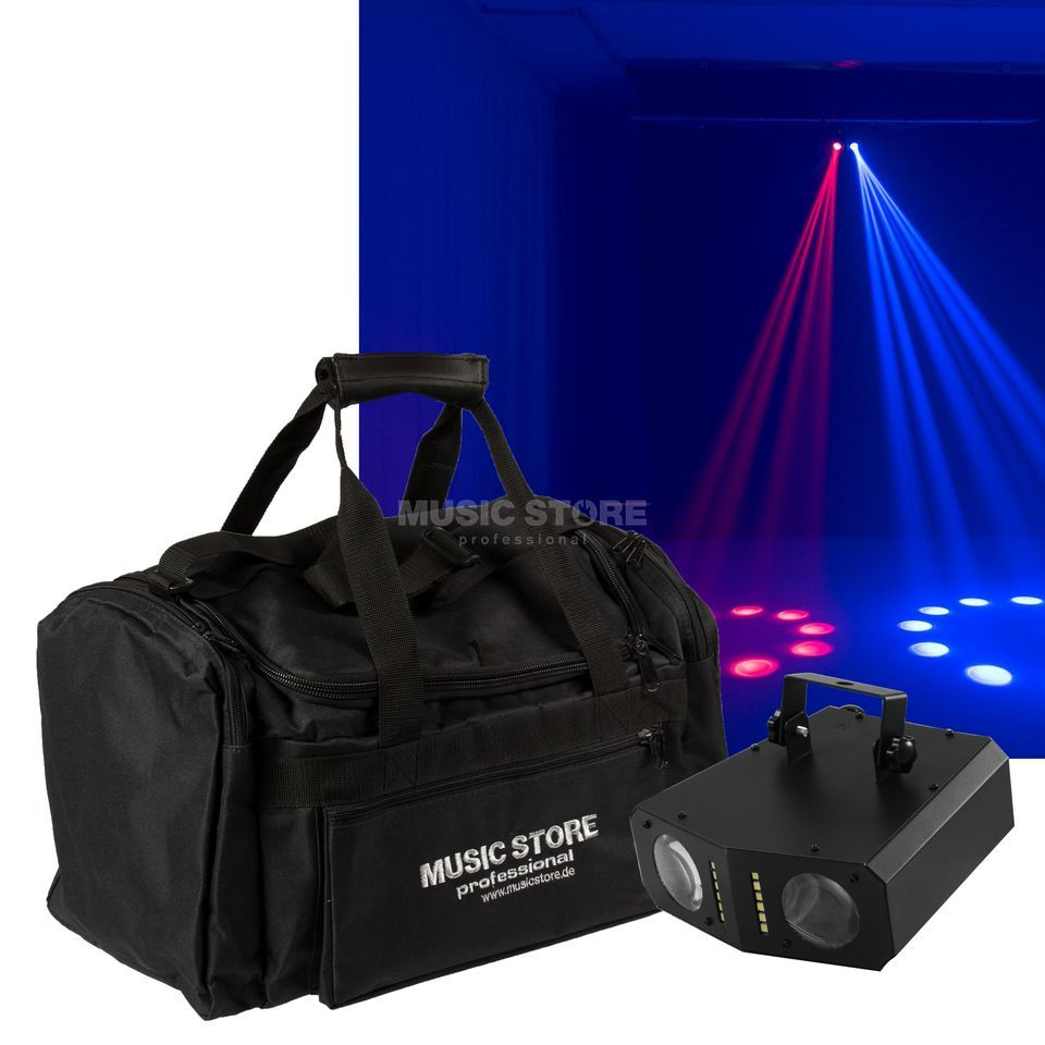 Eurolite LED DMF-2 + Bag - Set Product Image