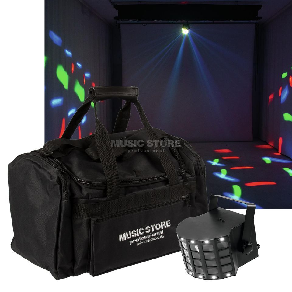 Eurolite LED Mini D-6 + Bag - Set Product Image