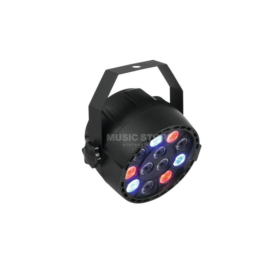Eurolite LED PARty Spot 12x1Watt RGBW Product Image