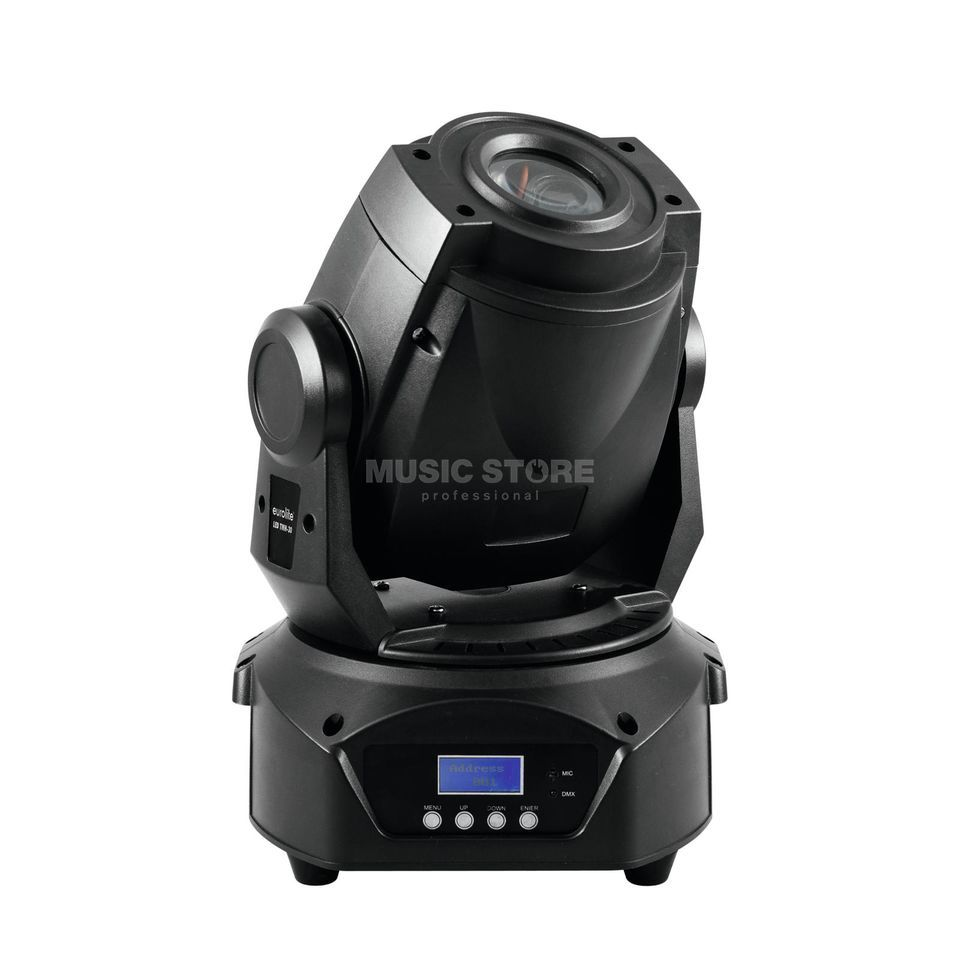 Eurolite LED TMH-30 MK2 Moving-Head Spot COB, 30W Produktbillede