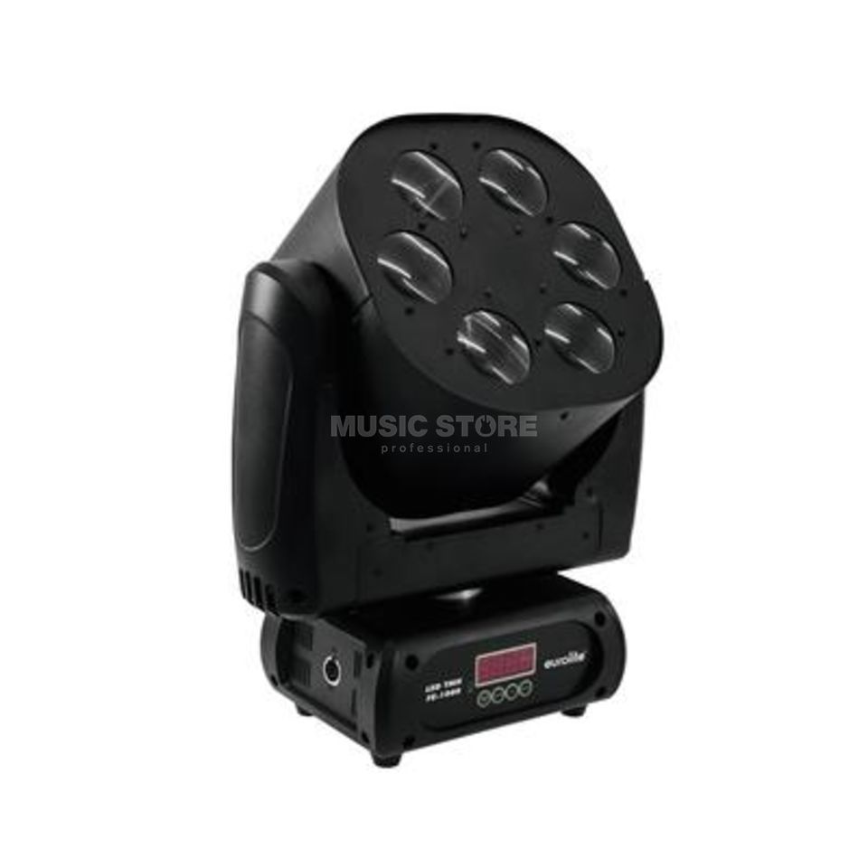 Eurolite LED TMH FE-1000 effet flower Moving Head, 4x 10-W-LED Image du produit