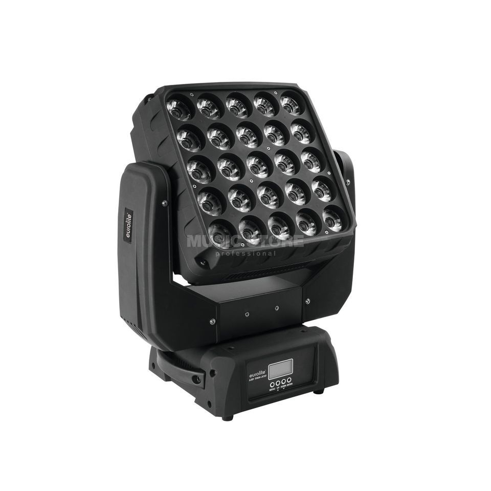 Eurolite LED TMH-X25 Moving Matrix 25x12W COB Leds Produktbillede