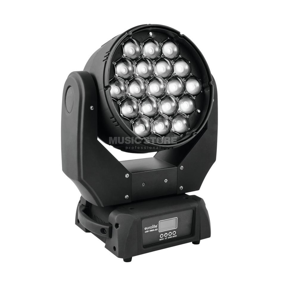 Eurolite LED TMH-X5 Moving-Head Wash Zoom Produktbillede