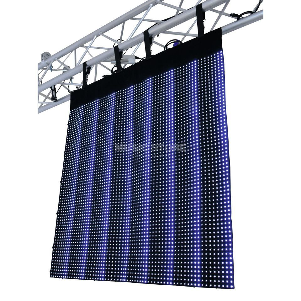 Eurolite LSD-75 MK2 2,4m x 1,2m LED Soft Displays Produktbild