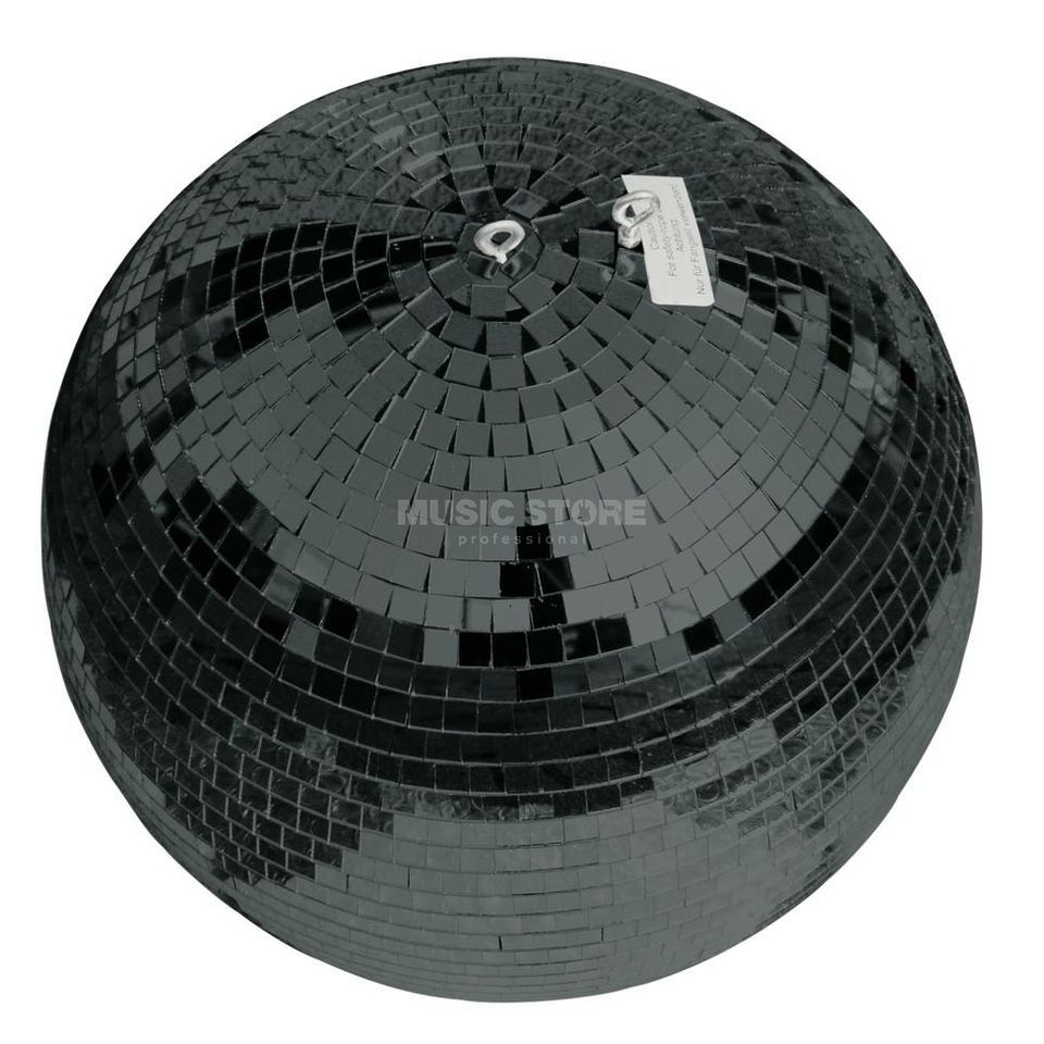Eurolite Mirror Ball50cm Black 10mm  Produktbillede