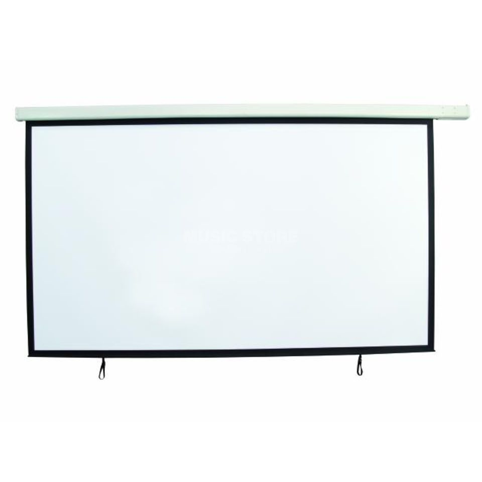 "Eurolite Motorized Screen 16:9 240 x 135cm 108"" Produktbillede"