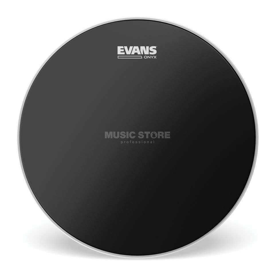 "Evans Black Onyx 16"", B16ONX2, Tom Batter Product Image"