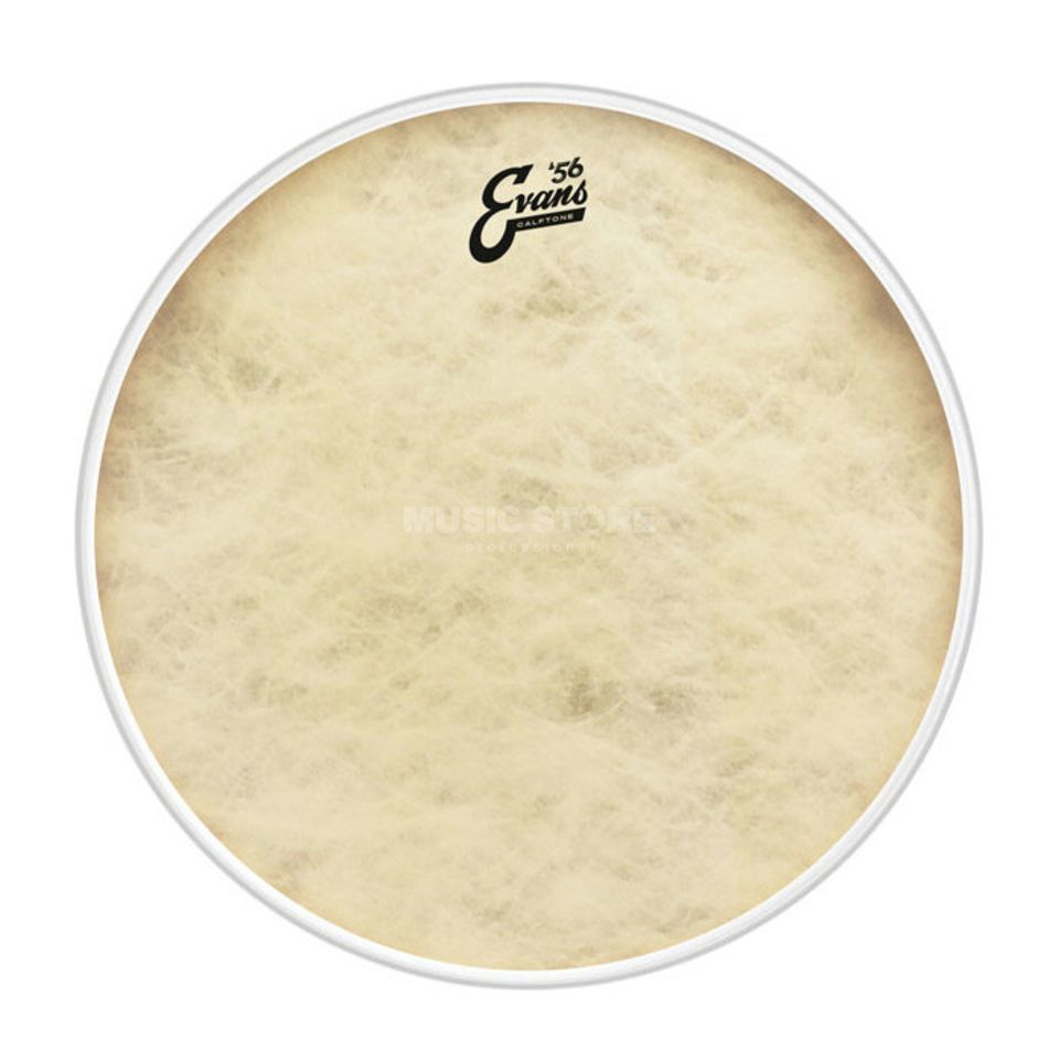 "Evans Calftone TT16CT, 16"", Bass Drum Batter (Tom Hoop) Изображение товара"