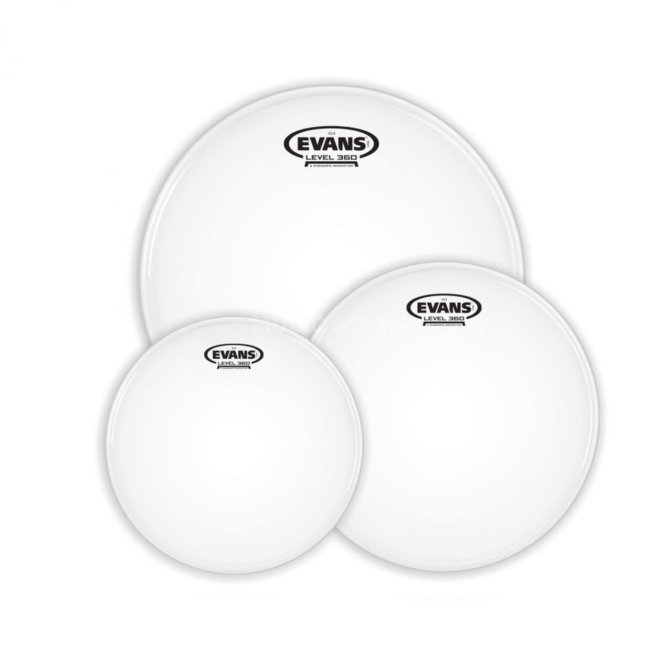 Evans Drum Head Pack G14, Coated, Fusion, ETP-G14CTD-F Produktbillede