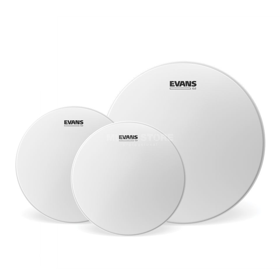 Evans Drumhead Set G2, coated, Standard, ETP-G2CTD-S Immagine prodotto