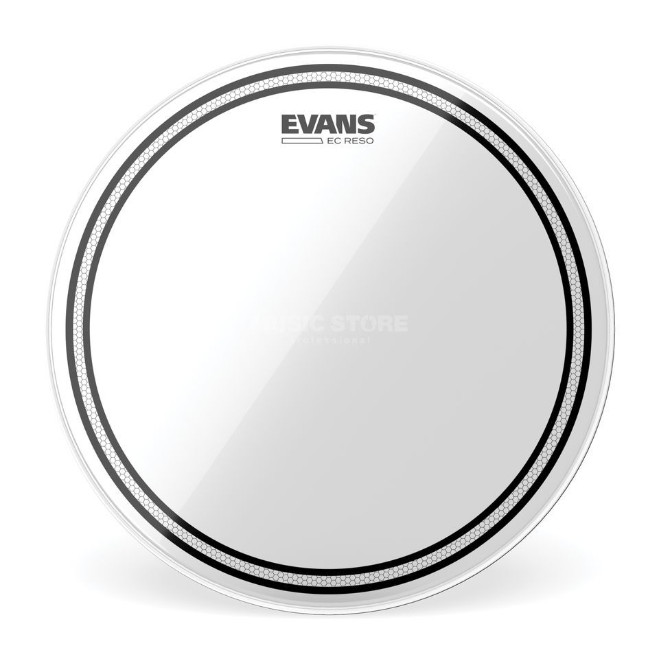 "Evans EC Resonant 12"", TT12ECR, Tom Reso Product Image"