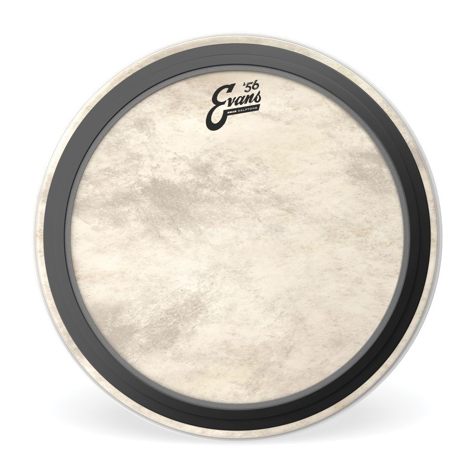 "Evans EMAD Calftone BD18EMADCT, 18"", Bass Drum Batter Product Image"