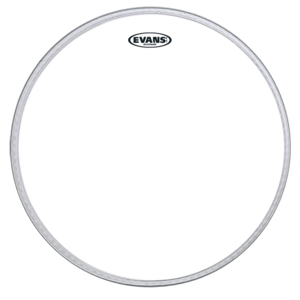 "Evans EQ2 BD26GB2, 26"", clear, Bass Drum Batter Produktbillede"